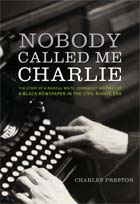 Nobody Called Me Charlie cover